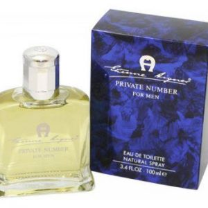 Aigner Private Number for Men EDT 100ml