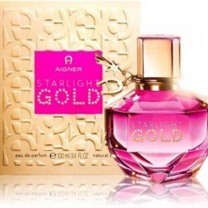 Aigner Starlight Gold for Women EDP 100ml