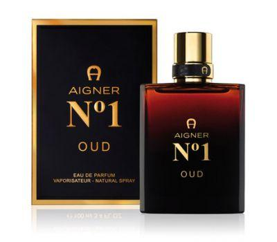 Aigner No.1 Oud Perfume for Men EDP 100ml