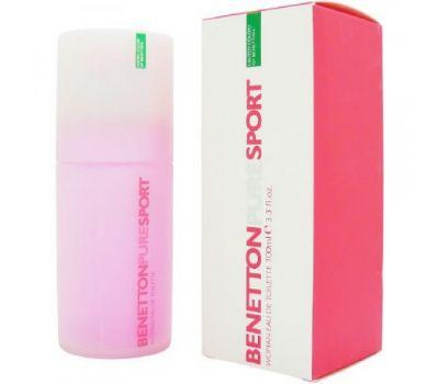 Benetton Pure Sport for Women EDT 100ml