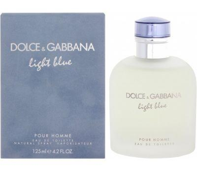 Dolce & Gabbana Light Blue Men EDT 125ml