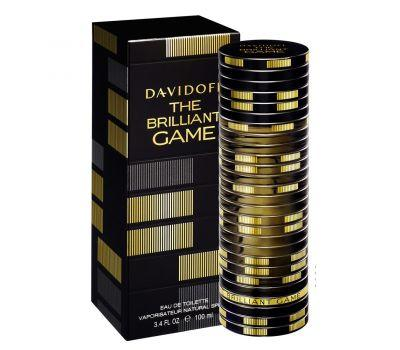 Davidoff The Game Men Brilliant Men EDT 100ml