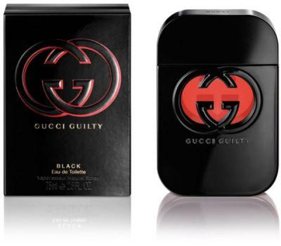 Gucci Guilty Black Men EDT 75ml