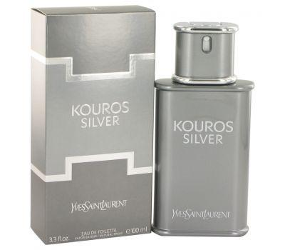 Yves Saint Laurent YSL Kouros Silver Men EDT 100ml