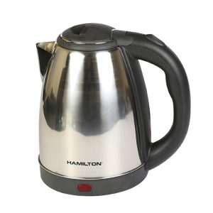 HAMILTON ELECTRIC KETTLE 1.8LTR