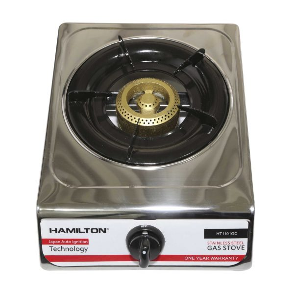 HAMILTON GAS STOVE ONE BURNER - HT1101GC
